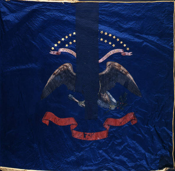 Eleventh_Michigan_Infantry_Regimental_Battle_Flag